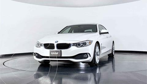 BMW Serie 4 Coupe 420iA Gran Coupe Aut usado (2017) color Blanco precio $422,999