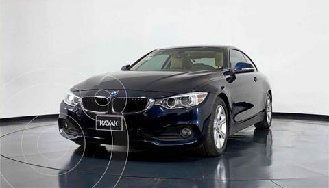 BMW Serie 4 Coupe Version usado (2016) color Azul precio $385,999