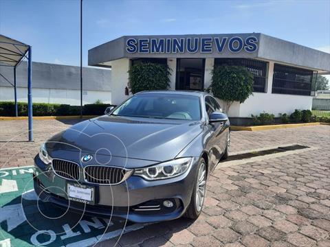 BMW Serie 4 Coupe 4P 435I G COUPE M SPORT L6/3.0/T AUT usado (2015) color Gris Oscuro precio $430,000