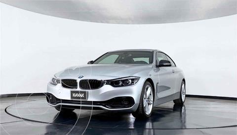 BMW Serie 4 Coupe 430iA Coupe Sport Line Aut usado (2018) color Plata precio $519,999