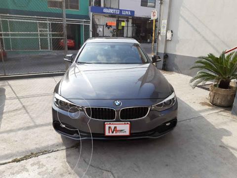 foto BMW Serie 4 Coupé 420iA Gran Coupe Sport Line Aut usado (2019) color Gris precio $559,000