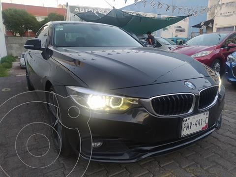 BMW Serie 4 Gran Coupe 420iA Sport Line Aut usado (2019) color Negro precio $570,000