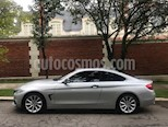 BMW Serie 4 420iA Coupe Aut usado (2017) color Gris precio $418,000