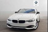 Foto venta Auto usado BMW Serie 4 420iA Coupe Aut (2016) color Blanco precio $390,000