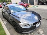 Foto venta Auto usado BMW Serie 4 420iA Coupe Executive Aut (2016) color Gris Mineral precio $319,000