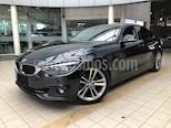 Foto venta Auto usado BMW Serie 4 420iA Coupe Sport Line Aut (2018) color Negro precio $480,000
