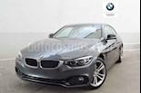 Foto venta Auto usado BMW Serie 4 420iA Coupe Sport Line Aut (2019) color Gris precio $693,500