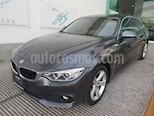 Foto venta Auto usado BMW Serie 4 420iA Gran Coupe Aut (2017) color Gris Mineral precio $414,500