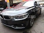 Foto venta Auto usado BMW Serie 4 420iA Gran Coupe Sport Line Aut (2019) color Gris precio $599,900