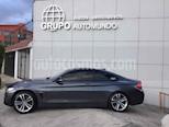 Foto venta Auto usado BMW Serie 4 428iA Coupe Luxury Line Aut (2014) color Gris precio $309,000