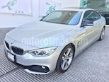 Foto venta Auto usado BMW Serie 4 428iA Coupe Sport Line Aut (2014) color Plata precio $365,000