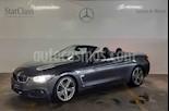 Foto venta Auto usado BMW Serie 4 430iA Cabrio Sport Line Aut (2017) color Gris precio $569,000