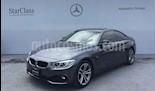 Foto venta Auto usado BMW Serie 4 430iA Coupe Sport Line Aut (2017) color Gris precio $499,900