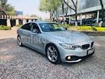 Foto venta Auto Seminuevo BMW Serie 4 430iA Gran Coupe Sport Line Aut (2016) color Plata Titanium