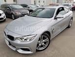 Foto venta Auto usado BMW Serie 4 435iA Coupe M Sport Aut (2015) color Plata precio $420,000