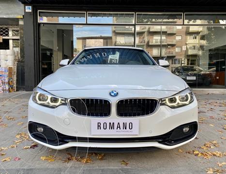 BMW Serie 4 430i Sport Line Coupe usado (2019) color Blanco Alpine precio u$s50.000