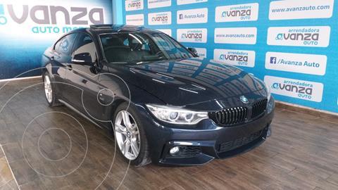 BMW Serie 4 435iA Gran Coupe M Sport Aut usado (2015) color Azul precio $449,000