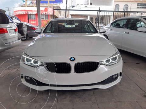 BMW Serie 4 420iA Coupe Aut usado (2016) color Blanco precio $339,000
