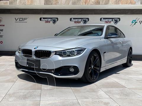 BMW Serie 4 430iA Coupe Sport Line Aut usado (2019) color Plata Dorado precio $625,000