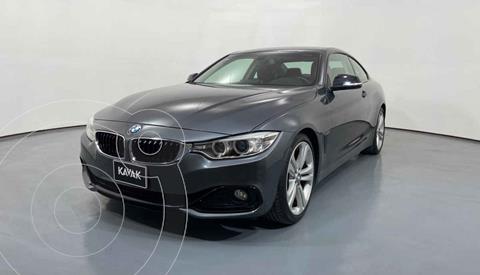 BMW Serie 4 428iA Coupe Sport Line Aut usado (2014) color Gris precio $369,999