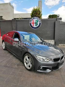 BMW Serie 4 435iA Coupe M Sport Aut usado (2015) color Gris precio $455,000