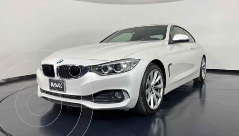 BMW Serie 4 Version usado (2016) color Blanco precio $379,999
