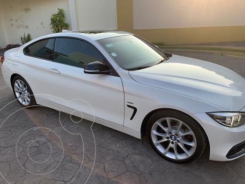 foto BMW Serie 4 Coupé 420iA Sport Line Aut usado (2018) color Blanco Mineral precio $470,000