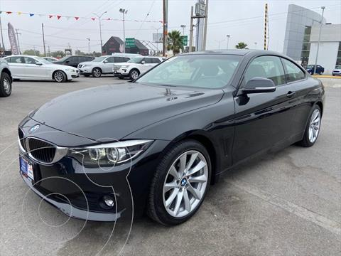 BMW Serie 4 420iA Coupe Executive Aut usado (2019) color Negro precio $465,000