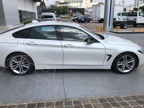 BMW Serie 4 420iA Gran Coupe Sport Line Aut usado (2019) color Blanco precio $489,000