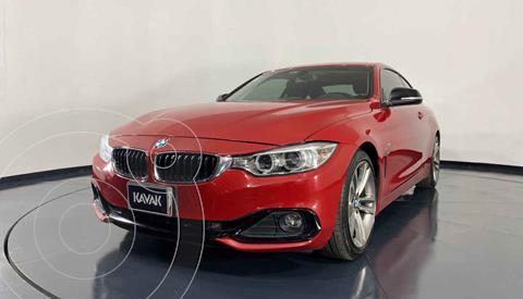 BMW Serie 4 440iA Gran Coupe M Sport Aut usado (2017) color Rojo precio $474,999