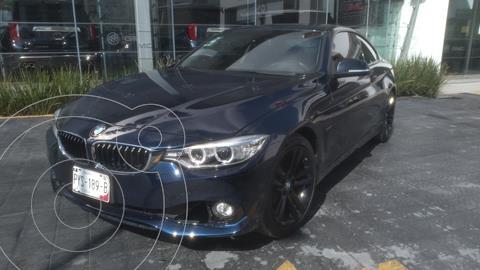 BMW Serie 4 430iA Coupe Sport Line Aut usado (2017) color Azul precio $439,000