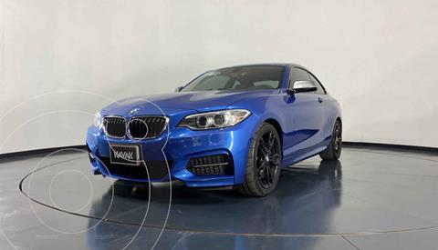 BMW Serie 4 440iA Gran Coupe M Sport Aut usado (2017) color Azul precio $492,999