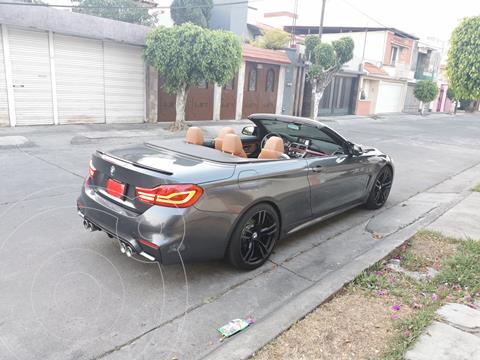 BMW Serie 4 430iA Cabrio Sport Line Aut usado (2018) color Gris Mineral precio $632,000