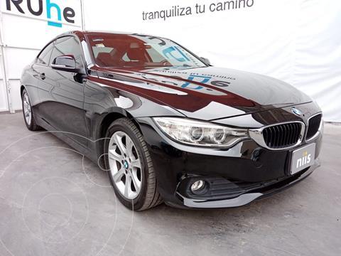 BMW Serie 4 Coupe 420iA Aut usado (2016) color Negro precio $410,000