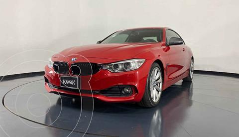 BMW Serie 4 Version usado (2016) color Rojo precio $372,999