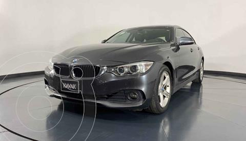 BMW Serie 4 Version usado (2016) color Gris precio $379,999