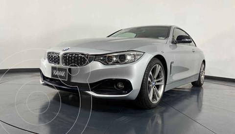 BMW Serie 4 428iA Coupe Sport Line Aut usado (2014) color Plata precio $387,999
