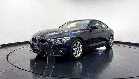 BMW Serie 4 Version usado (2016) color Azul precio $377,999