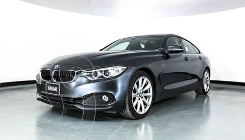 BMW Serie 4 Version usado (2016) color Gris precio $417,999
