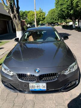 BMW Serie 4 Gran Coupe 430iA Sport Line Aut usado (2017) color Gris Mineral precio $440,000