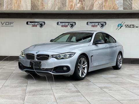 BMW Serie 4 420iA Gran Coupe Sport Line Aut usado (2019) color Plata Dorado precio $520,000