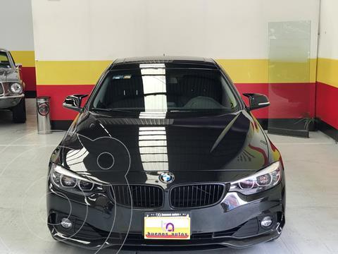 BMW Serie 4 Coupe 420iA Executive Aut usado (2019) color Negro Zafiro precio $509,900