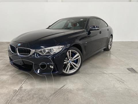 BMW Serie 4 435iA Coupe M Sport Aut usado (2016) color Negro precio $465,000
