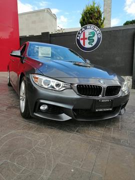 BMW Serie 4 435iA Gran Coupe M Sport Aut usado (2015) color Gris Oscuro precio $450,000