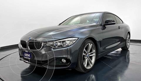 BMW Serie 4 428iA Coupe Sport Line Aut usado (2014) color Gris precio $372,999