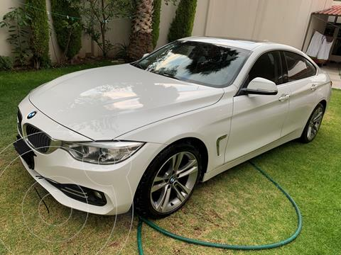 BMW Serie 4 428iA Gran Coupe Luxury Line Aut usado (2015) color Blanco precio $350,000