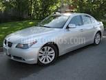 Foto venta Auto usado BMW Serie 5- 540i (2009) color Plata precio u$s14,800