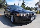 Foto venta Auto Seminuevo BMW Serie 5 520iA Sport Line (2002) color Negro Zafiro precio $109,000
