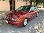 Foto venta Auto usado BMW Serie 5 530i Lujo (2002) color Rojo precio $85,000
