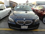 Foto venta Auto usado BMW Serie 5 530iA Top (2009) color Azul precio $199,000